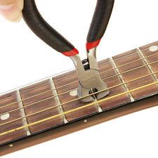 Guitar String Nipper Bridge Pin Puller Fret Cutter for Luthier Guitar Repair