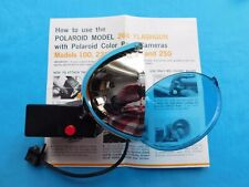 VINTAGE POLAROID FLASH KIT #268 WITH INSTRUCTIONS WORKING