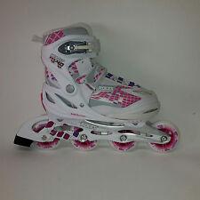 Roces Moody 4.0  Girl Mädchen Fitness Inline Skates Gr.  (36-40) verstellbar