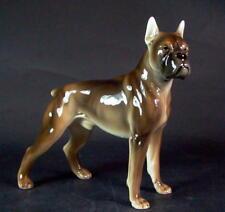 schöner  Hund  Boxer  -  Keramos Austria