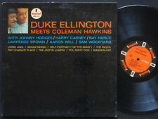 DUKE ELLINGTON Meets COLEMAN HAWKINS LP IMPULSE A-26 MONO RVG Johnny Hodges