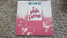 Bino - Viva l'amore 12'' Italo Disco Vinyl