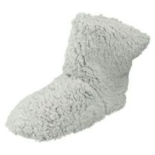 Calzado de mujer textil de color principal gris