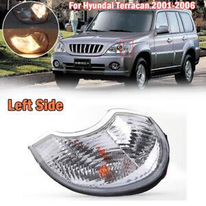 Front Signal Fog Light Corner Lamp Left Driver Side For 2001-06 Hyundai Terracan