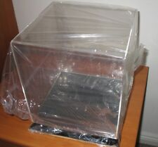 Display Case :  Soccer / Basketball / Round ball - perspex display case - New
