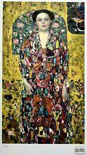 Gustav Klimt - Litografia numerata ed. limitata