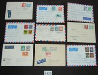 Switzerland collection lot of 27 covers mostly 1940s-60s [FD1435]