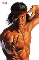 Shang-Chi #2 (Of 5) Alex Ross Shang-Chi Timeless Variant (10/28/2020)