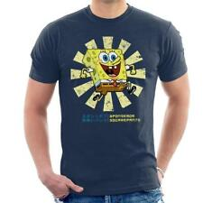 SpongeBob SquarePants Retro Japanese Men's T-Shirt