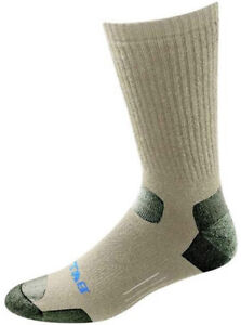 Bates Footwear Tactical Uniform Mid Calf Desert Tan 1 Pk Socks FREE USA SHIPPING