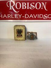 NOS Harley Davidson 90th Anniversary Christmas Ornament OEM 99430-94Z #0909