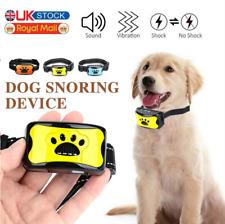 Anti Bark Collar   Stop Dog Barking   Sound & Vibration   Small, Medium & Large
