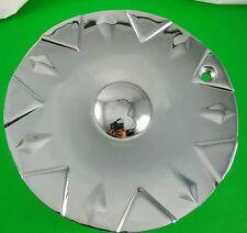 POWER RACING  CENTER CAP # S410-11 CHROME WHEELS CENTER CAP