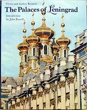Victor e Audrey Kennett, The Palaces of Leningrad, Ed. Thames & Hudson, 1973