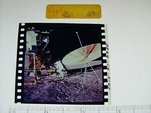 NASA APOLLO 11 MISSION 1st GENERATION FROM MASTER 70mm NEGATIVE ARMSTRONG