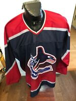 MENS XXLarge CCM Hockey Jersey Canucks #91