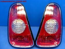2002-2004 MINI COOPER S REAR TAIL LIGHT LENS ASSEMBLIES WITH CLEAR INDICATOR