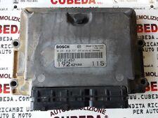 Centralina motore Fiat Stilo 1.9 jtd - 0281010337 / 55181457