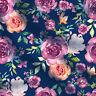 Beste Floral bedruckte Baumwollstoffe von der Werft 44''breit Eisen auf Kleidung