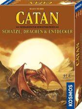 Szenarien Schätze Drachen & Entdecker - Die Siedler von Catan