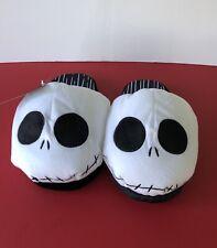 Novelty Slippers Nightmare Before Christmas Jack Head Large 9-10 Adult Disney
