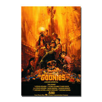 The Goonies Movie Poster - Treasure Classic Silk Poster 13x20 20x30 inch J859