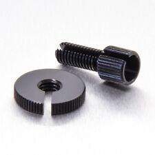 Pro-Bolt Aluminium Cable Adjuster M8 - Black Yamaha TDR250 All Years