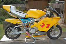 Pocket Bike Kindermotorrad