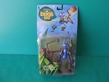 "A Bugs Life Flik 6"" Action Figure with Nut Weapon ""Damaged packaging"""