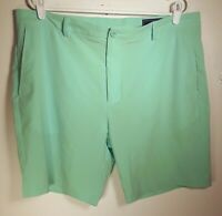 Men's Vineyard Vines Breaker Shorts Mesh Pockets Green size 38