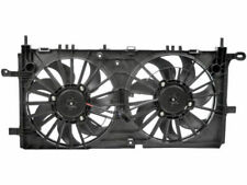 For 2006 Pontiac Montana Auxiliary Fan Assembly Dorman 53865KF 3.9L V6