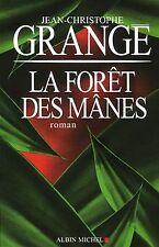 La forêt des Mânes de Grangé, Jean-Christophe | Livre | état bon