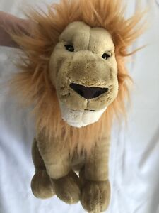 "Build A Bear 17"" Adult Simba Lion King Plush Stuffed Animal Great Condition"