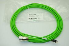 Schneider Electric VW3M8102R100 Encoder Cable, M23 to RJ45, 10M L - NEW