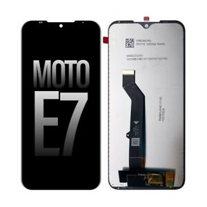LCD Assembly Replacement for Motorola Moto E7