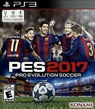 Pro Evolution Soccer 2017 (Sony PlayStation 3) PS3 new sealed video game