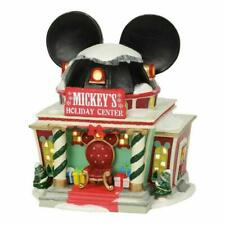 Department 56 Disney Mickey's Holiday Center #405962 NEW