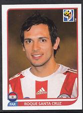 Panini Football Sticker - 2010 World Cup - No 444 - Paraguay - Roque Santa Cruz