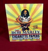 Bob Marley Pure Hemp King Size Rolling papers Box Of 50 Packs w/33 Leaves