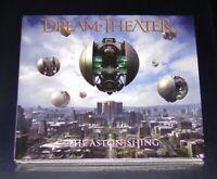 DREAM THEATER THE ASTONISHING DOPPEL CD IM DIGIPAK SCHNELLER VERSAND NEU & OVP