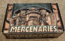 Complete Com/Unc Mercenaries Expansion Set, BattleTech CCG TCG Card Game
