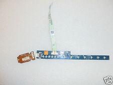 Dell Vostro 1510 1515 1520 media/LED board F2460 LS-4124P 0F2460