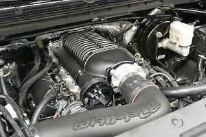 GM Truck 14-19 Whipple Supercharger Intercooled 2.9L Tuner System Kit 5.3L 6.2L