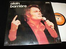ALAIN BARRIERE<>SELF TITLED<>RLP Vinyl~Canada Pressing<>ABL-7008