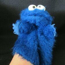 Vtg 70s Cookie Monster Puppet by Child Horizons Sesame Street Jim Henson Muppets