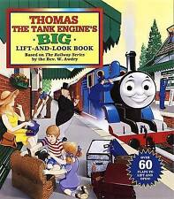 Thomas the Tank Engine's Big Lift - And - Look Book-ExLibrary