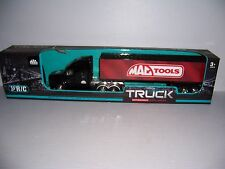Excellent Truck R/C Remote Control Mac Tools Semi Truck NEW!