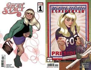 Gwen Stacy (#1, #2 inc. Variants, 2020)