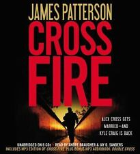 Cross Fire by James Patterson (2010, CD, Unabridged)