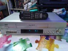 JVC HR S 6855 VIDEOREGISTRATORE SUPER VHS ET**PERFETTO**